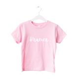 Custom Kids Shirt - Pink
