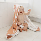 Copper Pearl Hooded Towel - Mesa