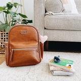 Mini Backpack - Cognac
