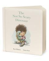Jellycat Kids Book - Not So Scary Dinosaur