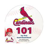 St Louis Cardinals 101 Board Book