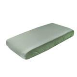 Copper Pearl Changing Pad Cover - Briar