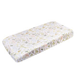 Copper Pearl Changing Pad Cover - Rex