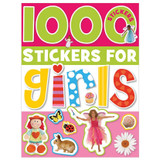 1,000 Stickers for Girls