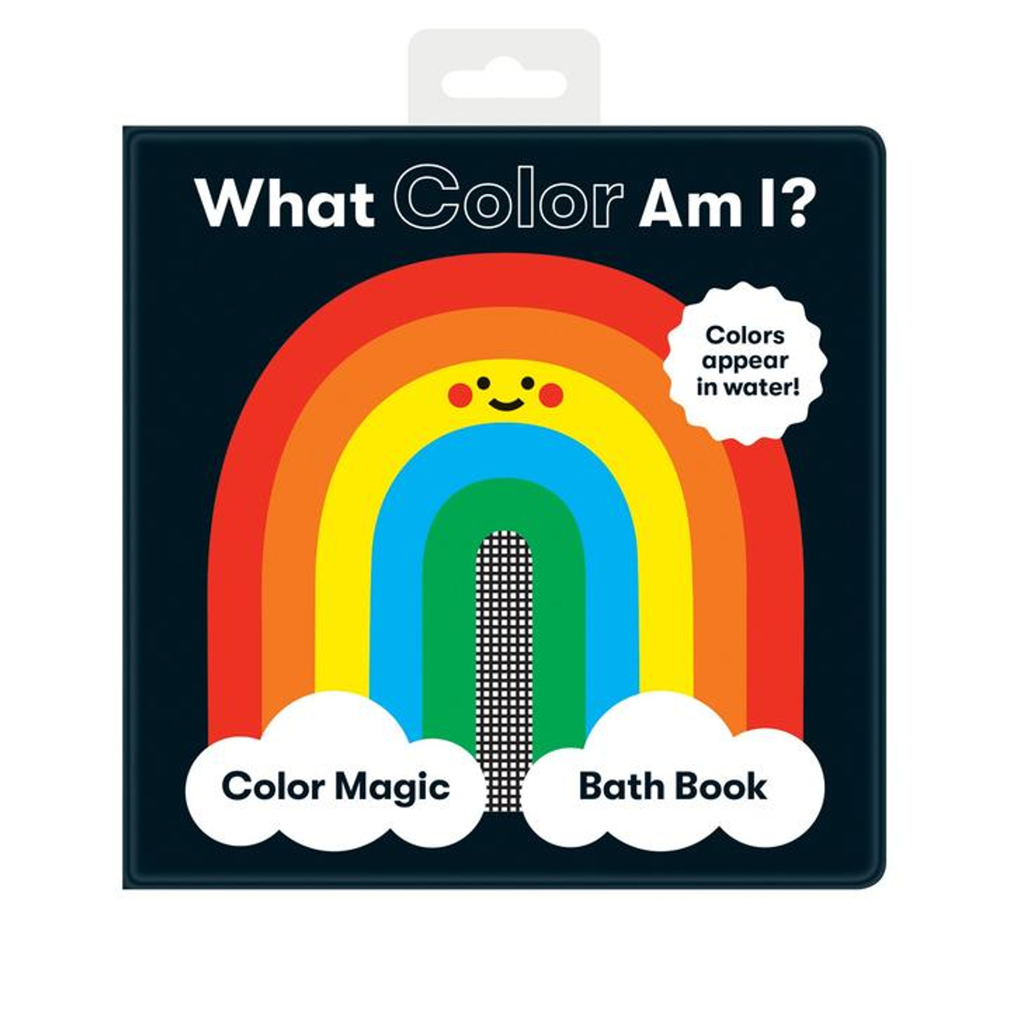 Color Magic Bath Book