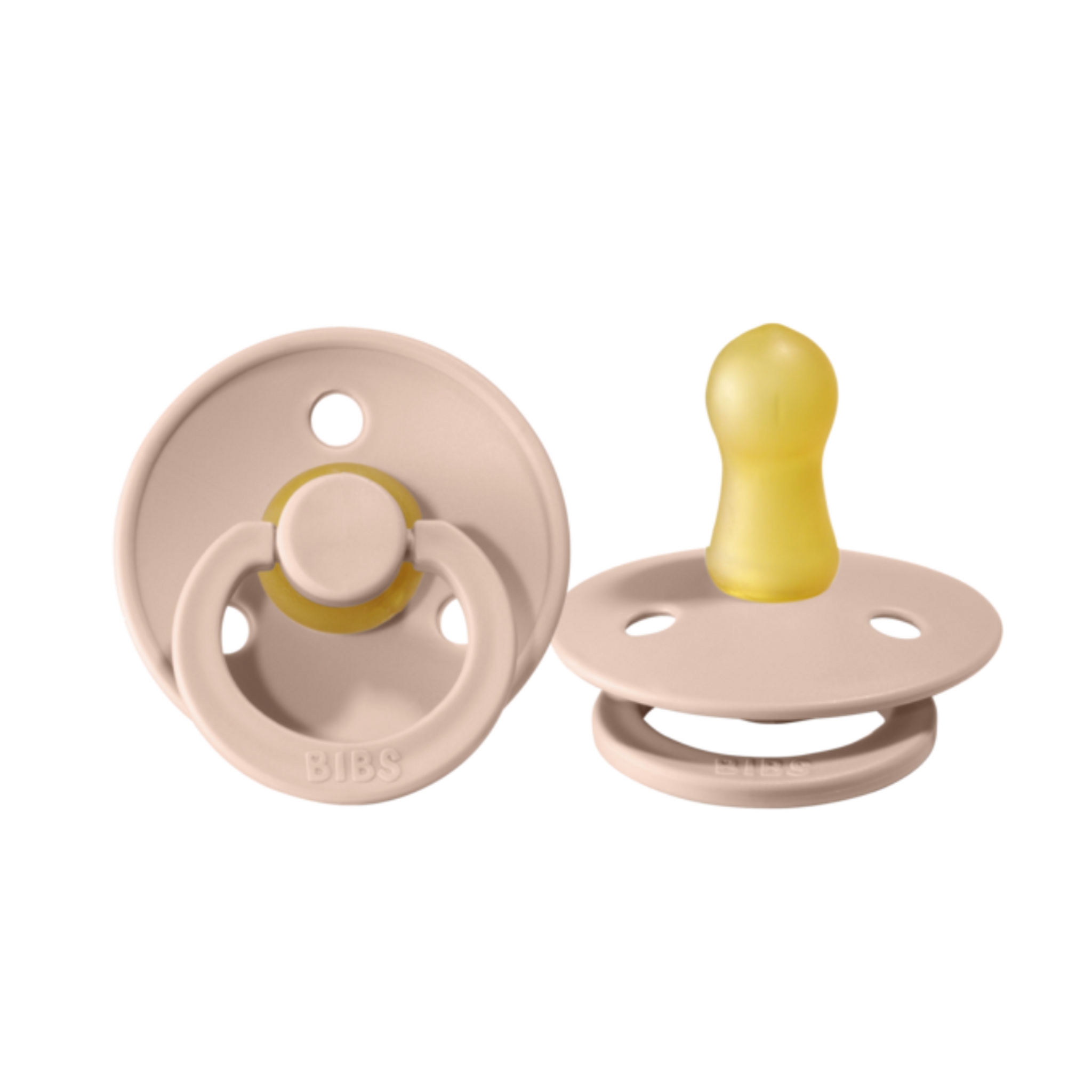 Pacifier 2-Pack - Blush