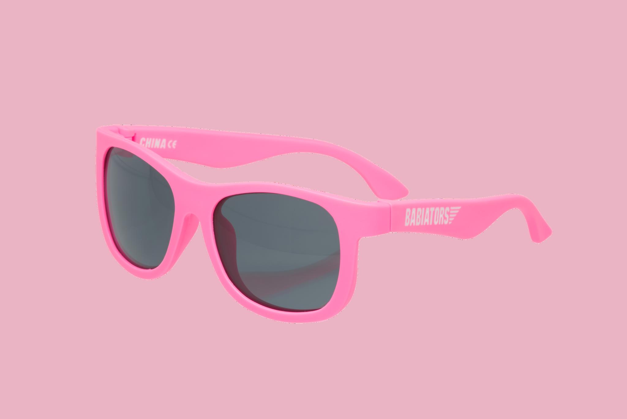 Babiators Sunglasses - Think Pink Navgiators