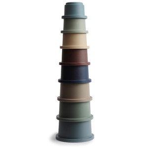 Stacking Cups - Forest