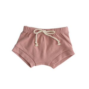 Cotton Shorts - Rose