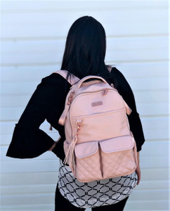 Boss Backpack - Blush
