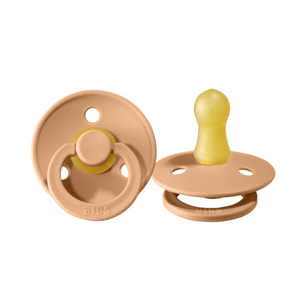 Pacifier 2-Pack -Peach