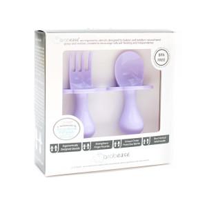 Grabease Utensil Set - Lavender