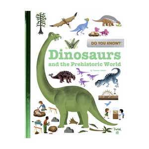 Do You Know Book? Dinosaurs