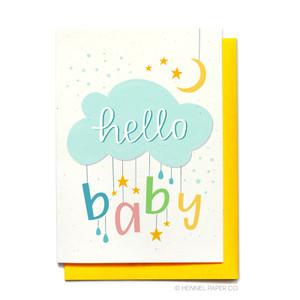 Hello Baby Card