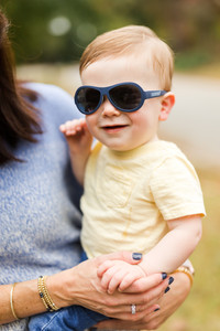 Babiators Two-Tone Sunglasses - Navy