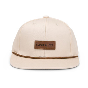 Cash & Co Snapback - Butter