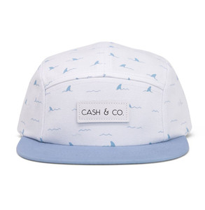 Cash & Co Snapback - Great White