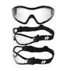 Birdz Boogie Low Profile Goggle *Super Comfortable*