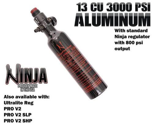 Ninja 13/3000 Aluminum Tank     ninja313