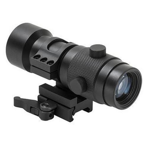 NcStar 3x Magnifier w/ Flip to Side Mount  SMAG3XFLP