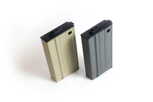 ARES SR25 / M110 Full Metal 160rnd Mid Cap Magazine  ARS-MM-SR25.160