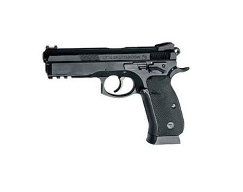 ASG CZ SP-01 Shadow GBB Pistol, Black  50125