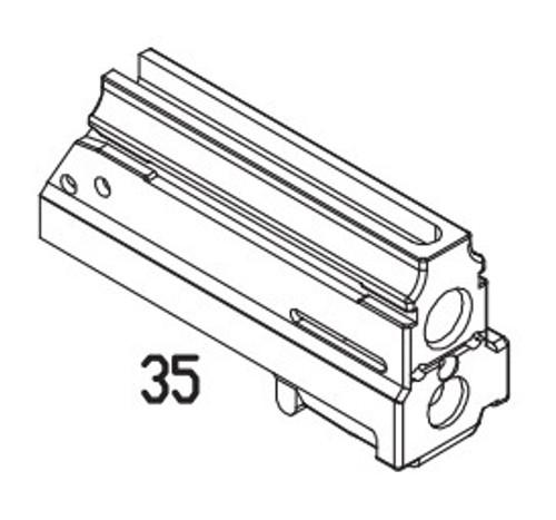 KWA MP7 Bolt / Breach #35 199-0111a-0035