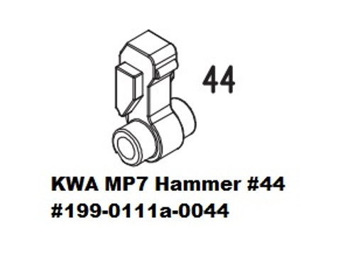 KWA MP7 Hammer #44  199-0111a-0044