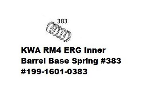 KWA ERG Inner Barrel Base Spring #383 199-1601-0383
