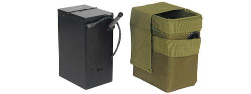 A&K M60 / MK43 2500rnd Box Magazine  IU-M60DM
