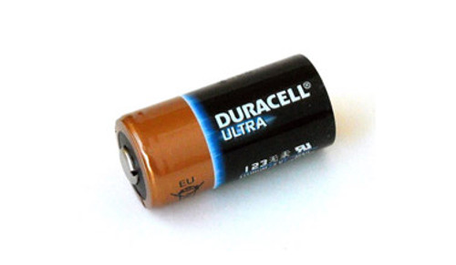 Duracell CR123A 3v Lithium Battery  30213