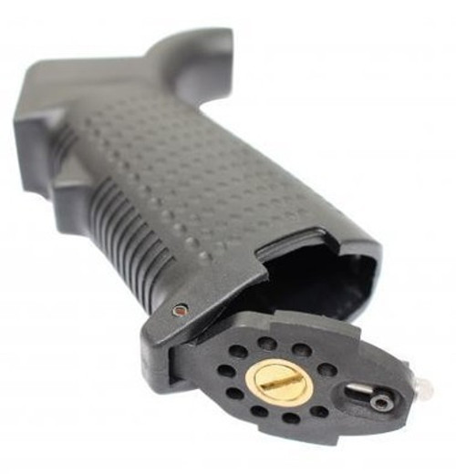 Classic Army M4 Grip for Quick Change Motor, Black  A645P-B