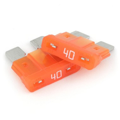 Gate Mini Fuse 40A, 2pk