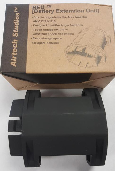 Airtech Studios Amoeba Battery Extension Unit, Black