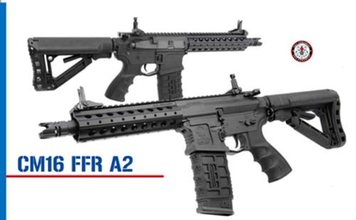 G&G CM16 FFR A2 Polymer Receiver AEG  EGC-16P-FA2-_NB-NCM