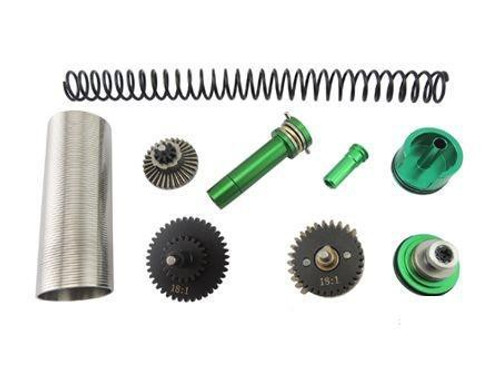 SB 18:1 CNC Gear Box Internal Upgrade Kit (incls. M120 and upgrade parts)  M-115