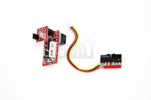 FCC Advanced CPU (3 burst/auto) and Selector Switch Board Combo    ak-el0102-cmd