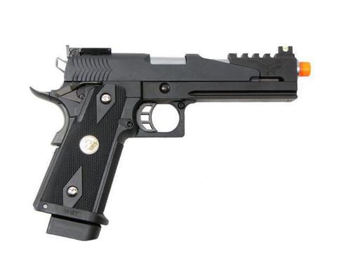 WE Hi-Capa 5.1 V4 Full Metal 1911 GBB Pistol   gbb-404