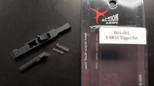 Action Army VSR-10 Enforced Trigger Sear  B01-001