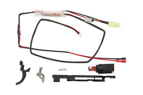 G&G V3 ETU / Mosfet Complete Assembly w/ Selector and Trigger for AK  G-11-025