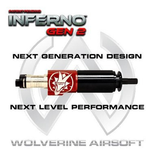 Wolverine Airsoft INFERNO Gen2 for M249  NFR-CA-012-M249