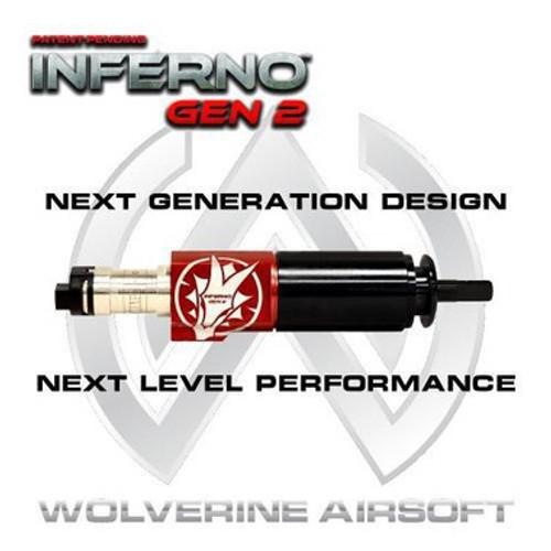 Wolverine Airsoft INFERNO Gen2 for M249  NFR-CA-012-M249