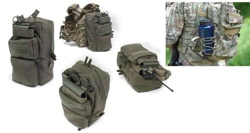 Pantac MiniMAP Pack, Black  PH-C444-BK-M