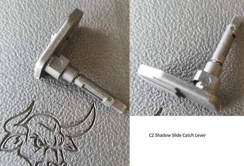 ASG CZ SP-01 Shadow Slide Catch Lever