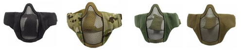 Bravo V3 Strike Steel Mesh Face Mask