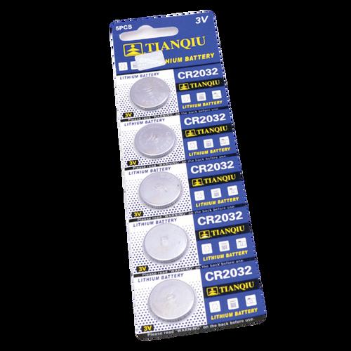 Valken CR2032 OPTIC Lithium 3v Button Cell Battery, Each  V113402