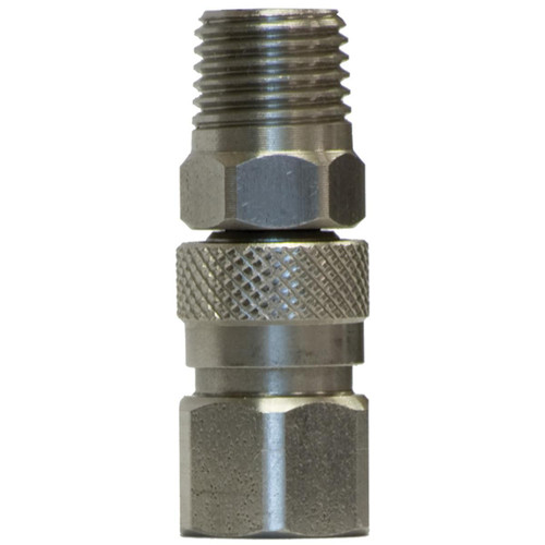 "1/8"" NPT Quick Disconnect, Male  32442"