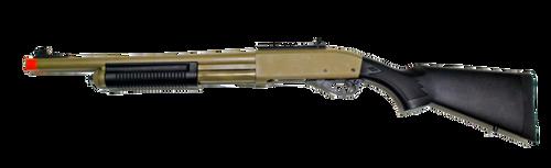 JAG Arms HD Scattergun Green Gas Shotgun w/ Standard Tube