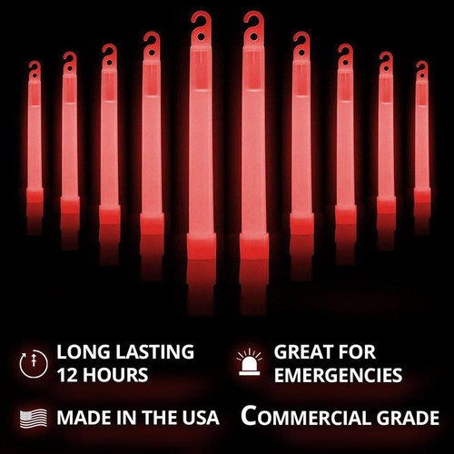 """6"""" Snaplight - Red Kill Light"""