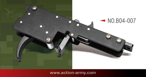 "Action Army L96 ""Zero"" Trigger for TM  B04-007"